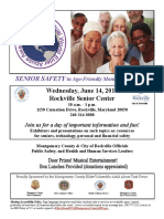 7th Annual World Elder Abuse Awareness Day
