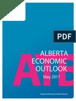 Alberta Economic Outlook May 2017