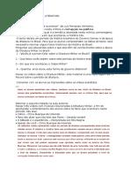 Sequencia Didatica Literatura 2016.2