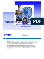 PNM Supply Chain Management Profile