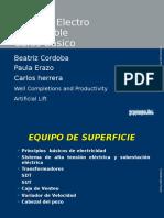 Equipo de Superficie