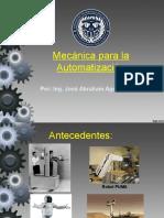 Mecánica para la Automatización
