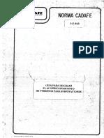 32-013 Guía Acondicionamiento Terreno Subestaciones