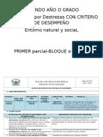 ANA TAPIA 2DO AÑO PLANIF. DE DESTREZA  ENTORNO N 2016 -2017.docx