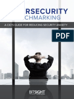 Cybersecurity Benchmarking CIO Anxiety Guide BitSight