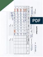 45 Kva Supplier Test Report