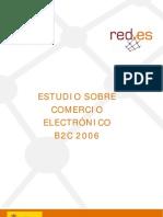Comercio electrónico - B2C 2006