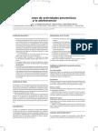 Recomendaciones de actividades preventivas en la infancia y la adolescencia