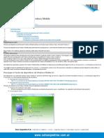 Honeywell - Dolphin 7800 - Centro de Dispositivos de Windows Mobile