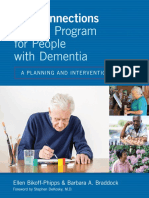 The Connections Activity Program for People with Dementia (Excerpt)