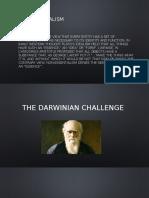 The Darwinian Challenge
