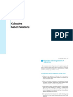 3  collective Labor Relations