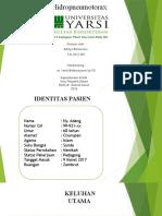 PPOK + Hidropneumotorax [Autosaved] [Autosaved] jj