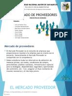 Mercado de Proveedores (Expo)