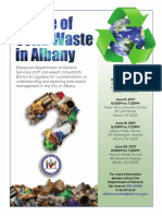 Future of Solid Waste Disposal