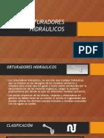OBTURADORES HIDRÁULICOS