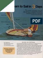 Learn 2 Sail in 3 Days
