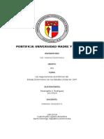 Las Negociaciones Económicas Del Estado Dominicano Con Los Estados Unidos en 1947 Final