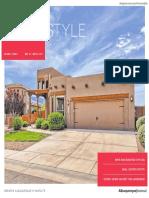 Albuquerque Journal Homestyle 05/19/2017