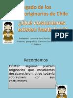 Costumbres de Los Pueblos Originarios
