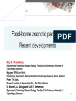 Food-borne zoonotic parasites - Recent developments - 2010.pdf