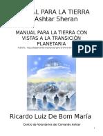 Manual Para La Tierra - Maestro Asthar