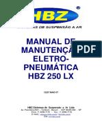 12257 Manual Manutenção eletro-pnuemática HBZ 250LX.pdf