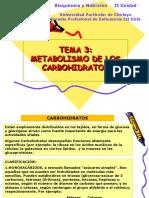 5.Metabolismo de Los CHO y Grasas I