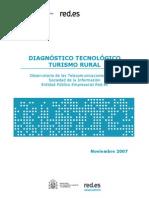 Diagnóstico tecnológico - Turismo rural 2007