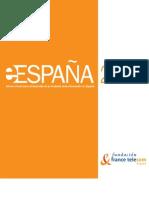eEspaña 2006 - Informe anual sobre el desarrollo de la Sociedad de la Información en España