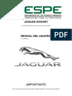 Manual Gokart