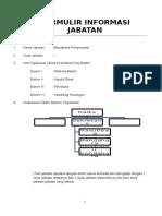 Copy of Formulir Informasi Kosong Jafung Penatalaksanaan Kepegawaian