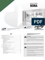 Manual Tecnico Bona Rev0 Porta Automática