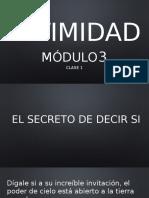 Modulo 3 Intimidad Clase 1