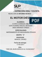 MARCO TEORICO - Los Motores Diesel (1) (Autoguardado)