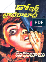 Madhubabu Detective Novels Pdf