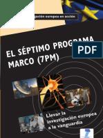El Séptimo Programa Marco (7PM)