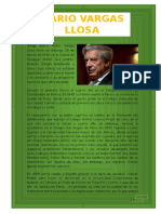 Mario Vargas Llosa Silvia