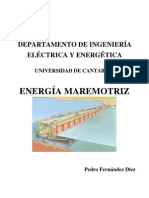 Energía mareomotriz
