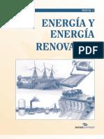 Energía y energía renovable
