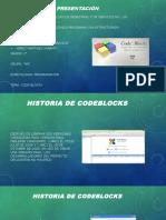Presentación codeblocks