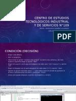 Centro de Estudios Tecnologicos Industrial y de
