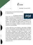 Informa de fiscal Stella Llorente