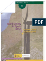 EÓLICA - Wind Energy in Spain 2004