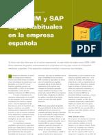 ERP, CRM y SAP - Siglas habituales en la empresa española