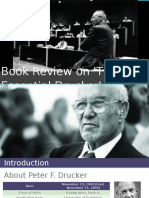 The Essential Drucker Book Review 131012023243 Phpapp02