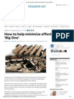 How to Help Minimize Effects of the 'Big One' _ Inquirer Business