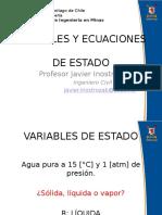 04 Variables y Ecuaciones de Estado