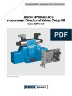 Proportional Directional Valves