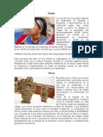 Otros Pueblos Que Habitaron Guatemala